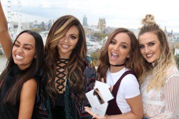 Little Mix presentan Reggaeton Lento con CNCO en X Factor UK