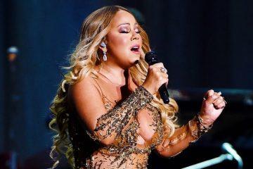 """Presentadores de """"Dick Clark's New Year's Rockin' Eve"""" hablan sobre la segunda oportunidad de Mariah Carey"""