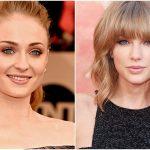 Sophie Turner defiende a Taylor Swift por medio de Twitter