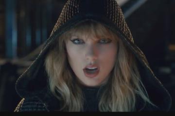 "Taylor Swift reveló el Lyric Video del remix de ""...Ready For It?"" con Bloodpop"