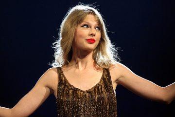 Taylor Swift le compra una casa a una fanática embarazada y sin hogar