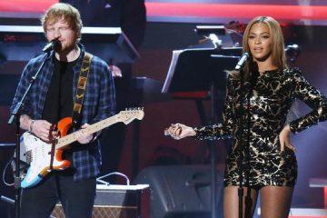 """Beyoncé es acreditada como compositora en """"Perfect Duet"""", colaboración con Ed Sheeran"""