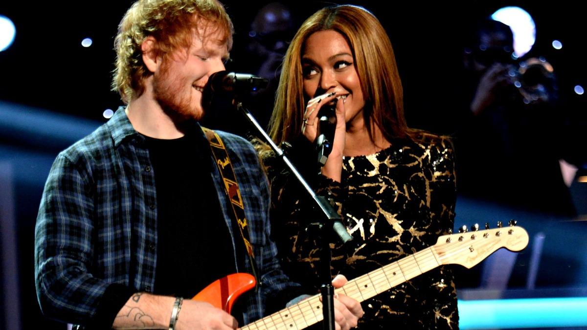 "Ed Sheeran lanzó el remix de ""Perfect"" con Beyoncé"
