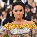 Demi Lovato arremete contra la revista TIME por reconocimiento a Trump