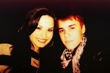Demi Lovato habla de como conoció a Justin Bieber
