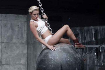 """Miley Cyrus afirma que la cosa más vergonzosa que ha hecho forma parte del vídeo de """"Wreking Ball"""""""