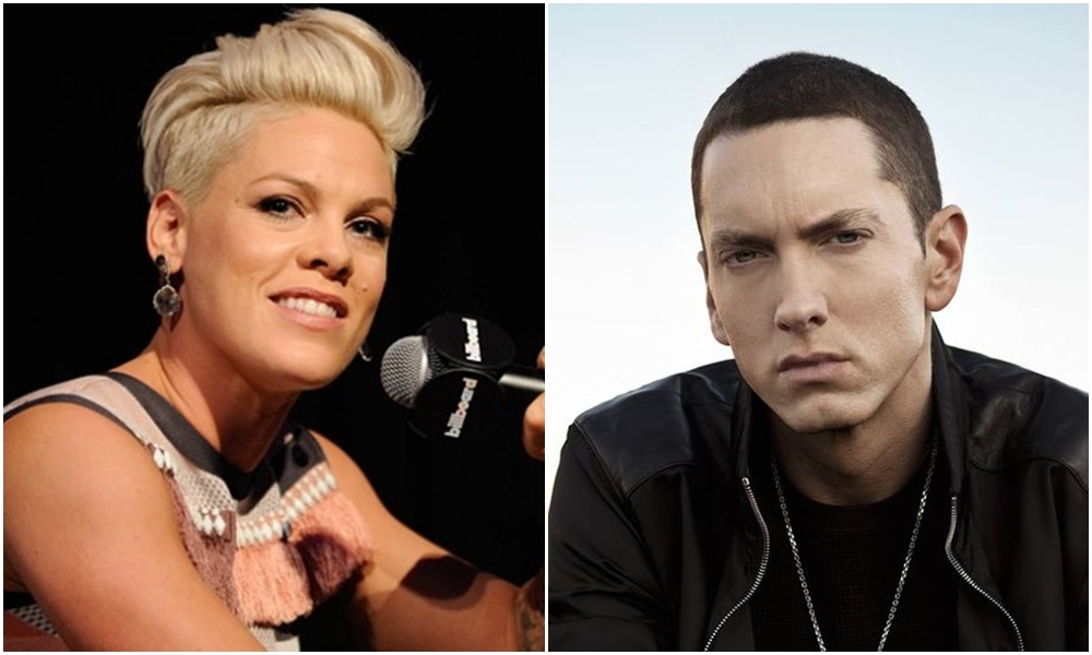 "Pink habla del desastroso video de la canción ""Revenge"" ft Eminem"