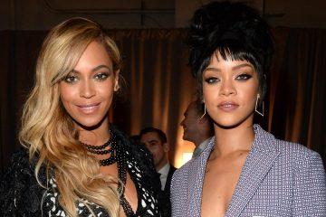 Rihanna revela que Beyoncé la inspiró al comienzo de su carrera