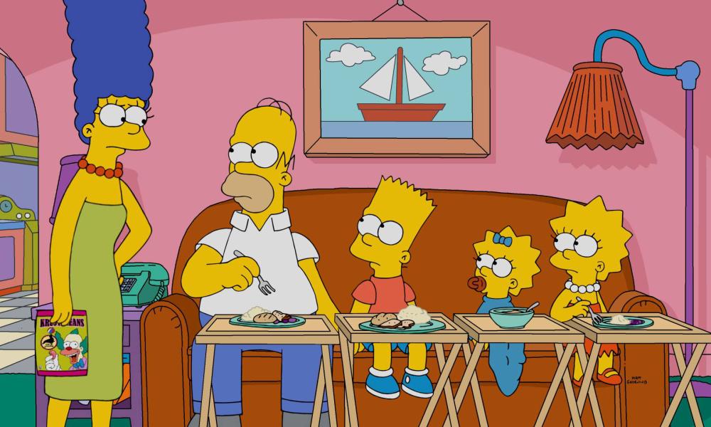 'Los Simpson' predijeron compra de Century Fox por Disney