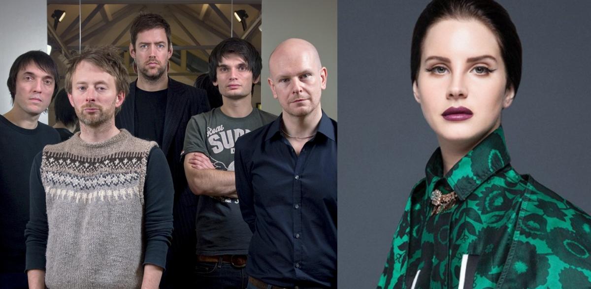 """Radiohead demanda a Lana Del Rey por plagiar """"Creep"""""""
