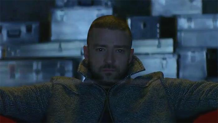 "Justin Timberlake revela adelanto del vídeo musical de ""Supplies"""