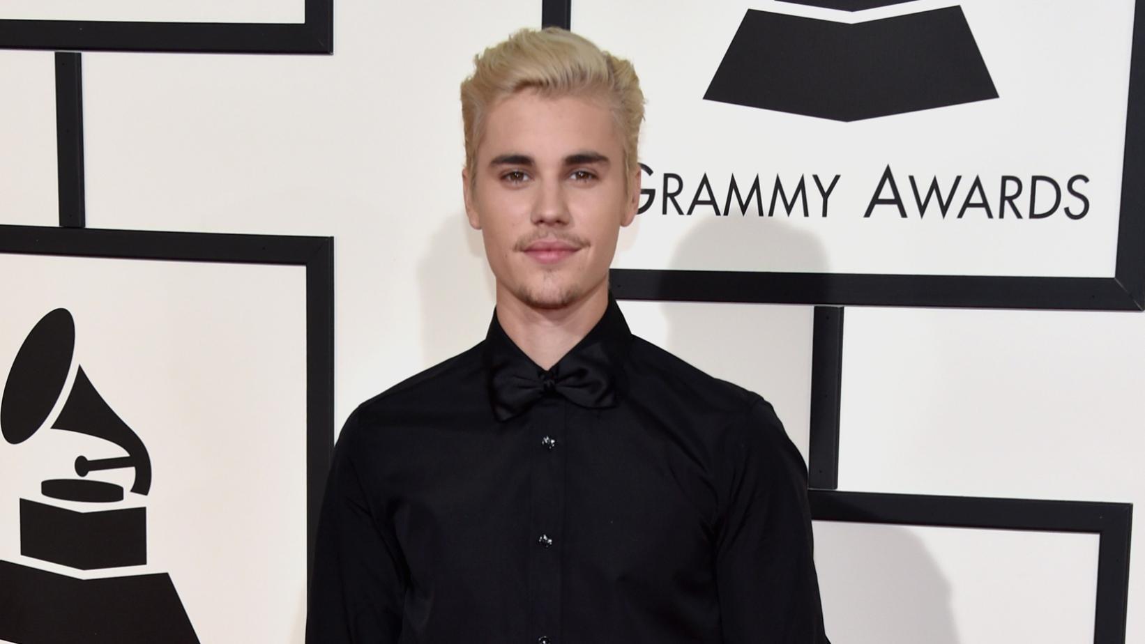 Envían Grammy Latino de Justin Bieber a otra persona por error