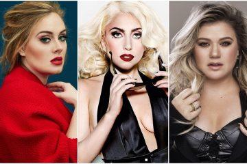 Lady Gaga podría alcanzar récord de Adele y Kelly Clarkson en los GRAMMYs