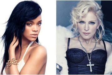 Rihanna supera récord de Madonna en Billboard