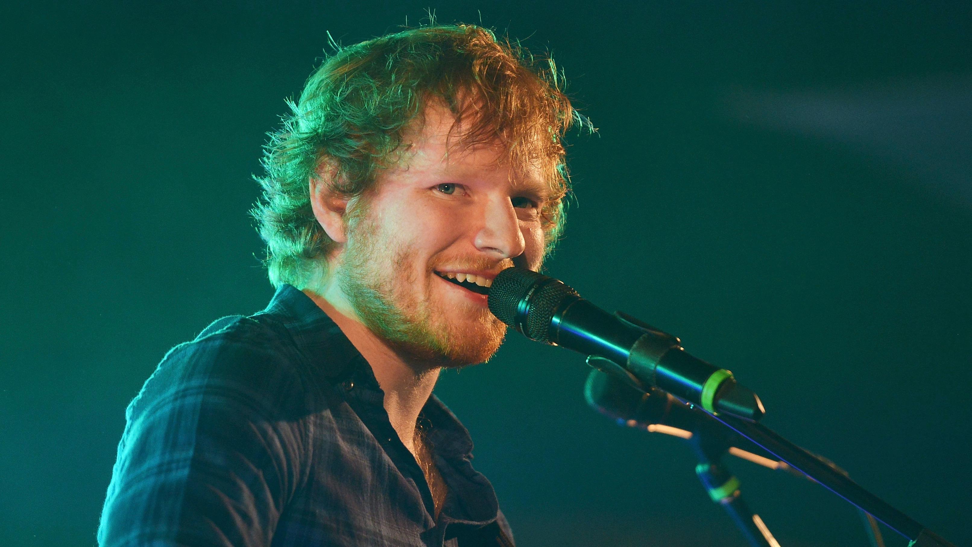 """""""Shape Of You"""" de Ed Sheeran se convierte en la segunda canción más exitosa de la historia"""