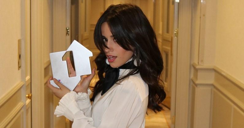 Camila Cabello logró romper un récord con su álbum debut