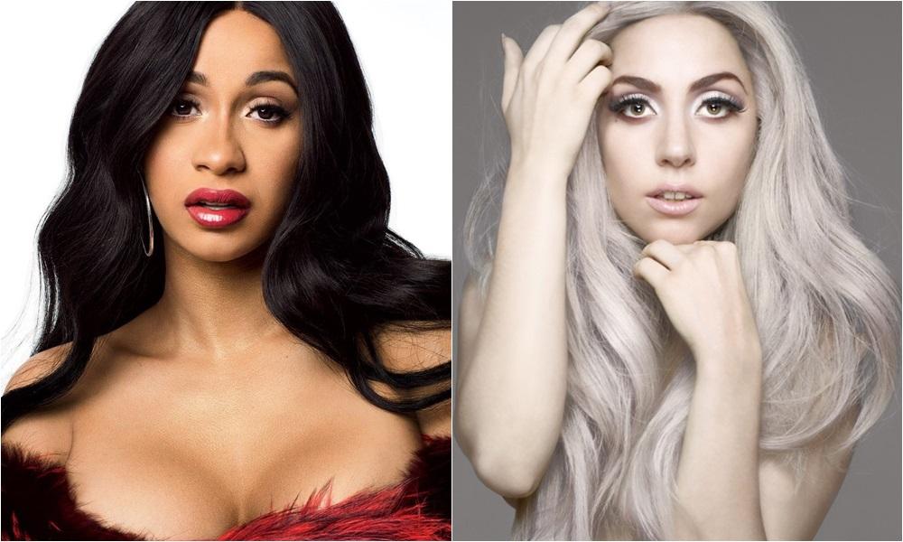 Cardi B niega rumores acerca de una colaboración con Lady Gaga