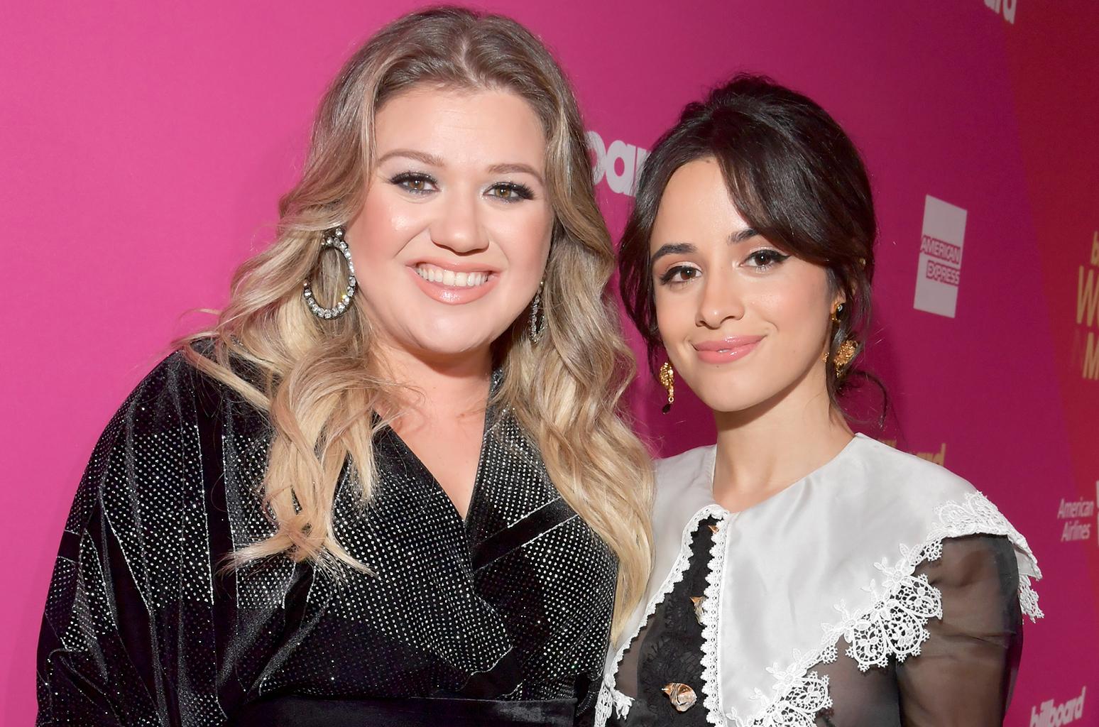 Kelly Clarkson da su opinión del álbum de Camila Cabello