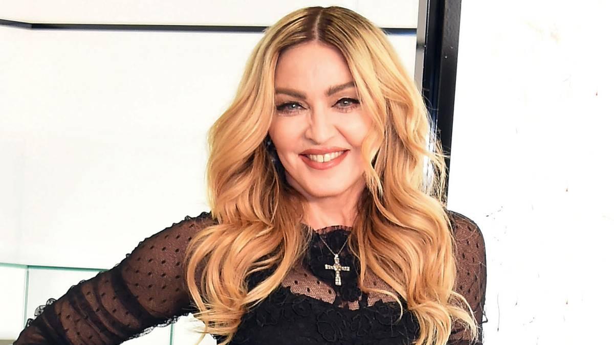 Madonna revela que se encuentra trabajando en nueva música