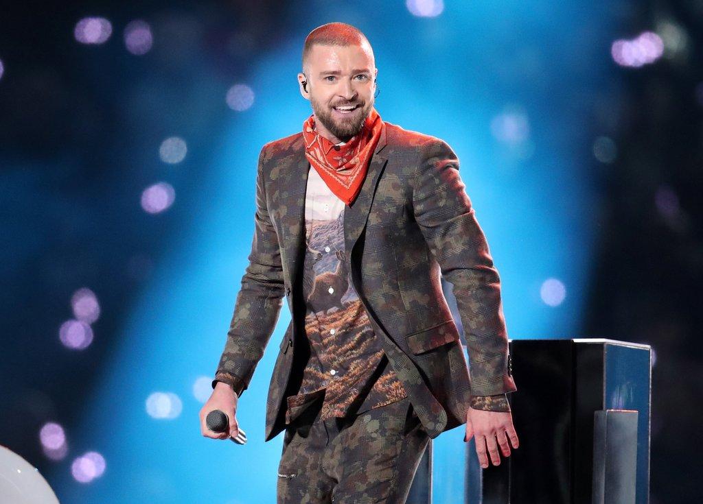 Justin Timberlake se vio obligado a cambiar segmento de su show en el SuperBowl