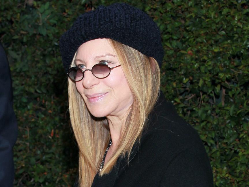 Barbra Streisand clonó a su perro luego de que falleciera
