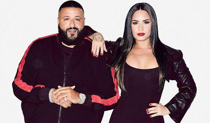 Demi Lovato anuncia colaboración con DJ Khaled