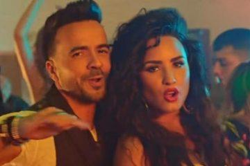 """""""Échame La Culpa"""" de Luis Fonsi y Demi Lovato es certificada Diamante latino en Estados Unidos"""