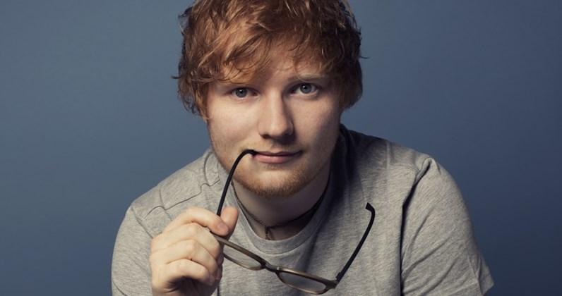 Ed Sheeran hace historia en Spotify