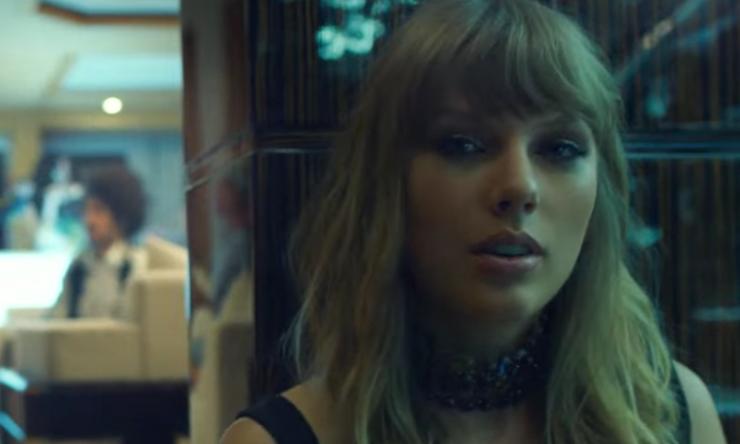 """""""End Game"""" de Taylor Swift sufrió la segunda peor caída de la historia en las radios de EE.UU."""