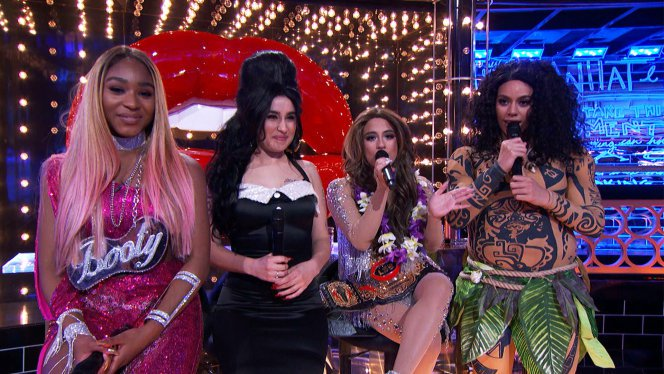 """Lip Sync Battle"" con Fifth Harmony registra la peor audiencia del programa"