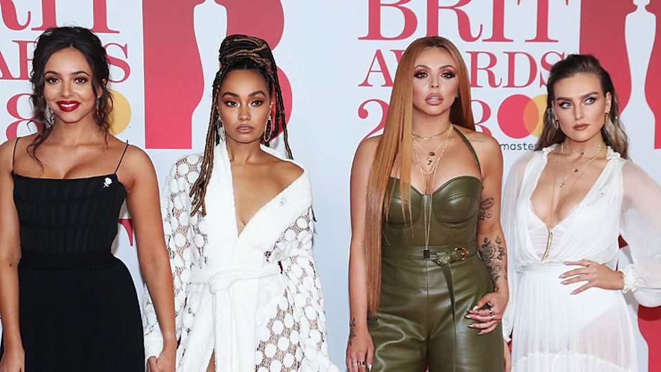 Little Mix se comunica después de ser 'robadas' por los BRIT Awards