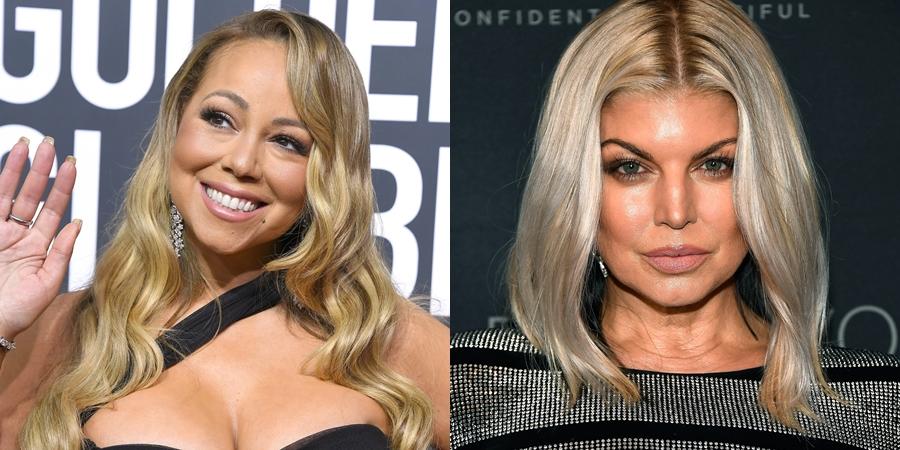 Mariah Carey le manda consejos a Fergie tras su interpretación del Himno Nacional