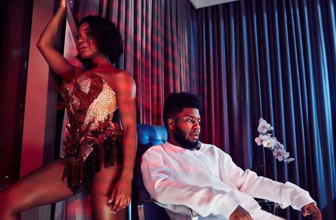 """Escucha """"Love Lies"""", la colaboración de Khalid & Normani"""