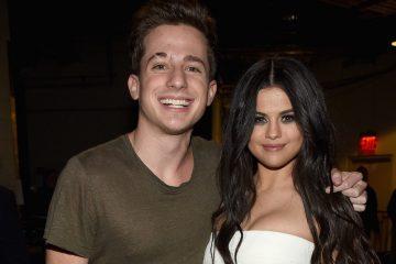 Charlie Puth finalmente admitió que tuvo una relación con Selena Gomez
