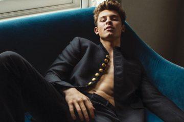 Shawn Mendes publica foto sin camisa para anunciar su nuevo álbum