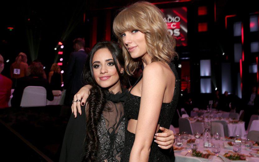 Camila Cabello habla sobre los rumores de que Taylor Swift la presionó para abandonar Fifth Harmony