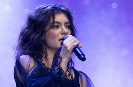 Lorde interpretó nueva canción en concierto de 'Melodrama World Tour'