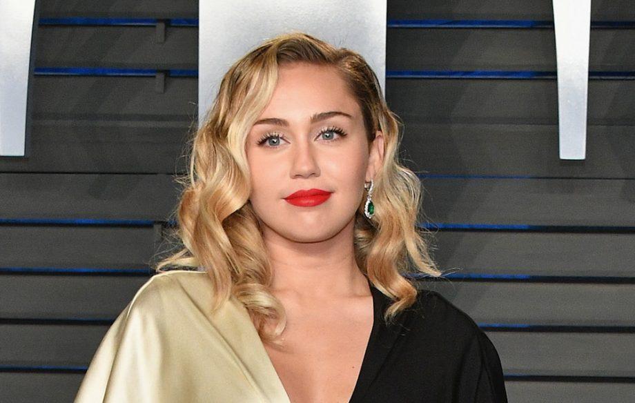 Miley Cyrus es demandada por plagio en uno de sus más grandes éxitos