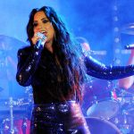 Demi Lovato lloró en medio de concierto del 'Tell Me You Love Me Tour'