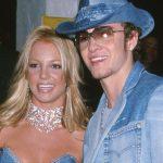 Britney Spears habla del icónico look de ella y Justin Timberlake en los AMAs 2001