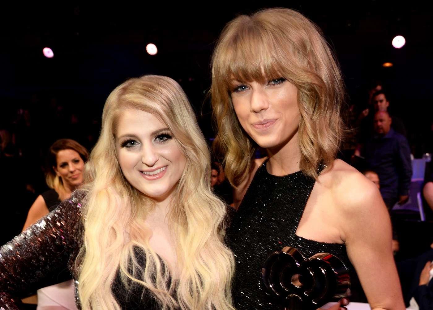 """Meghan Trainor dijo que ella no """"está muerta"""" como Taylor Swift"""