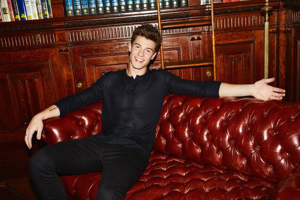 Shawn Mendes habla sobre las colaboraciones en su nuevo álbum