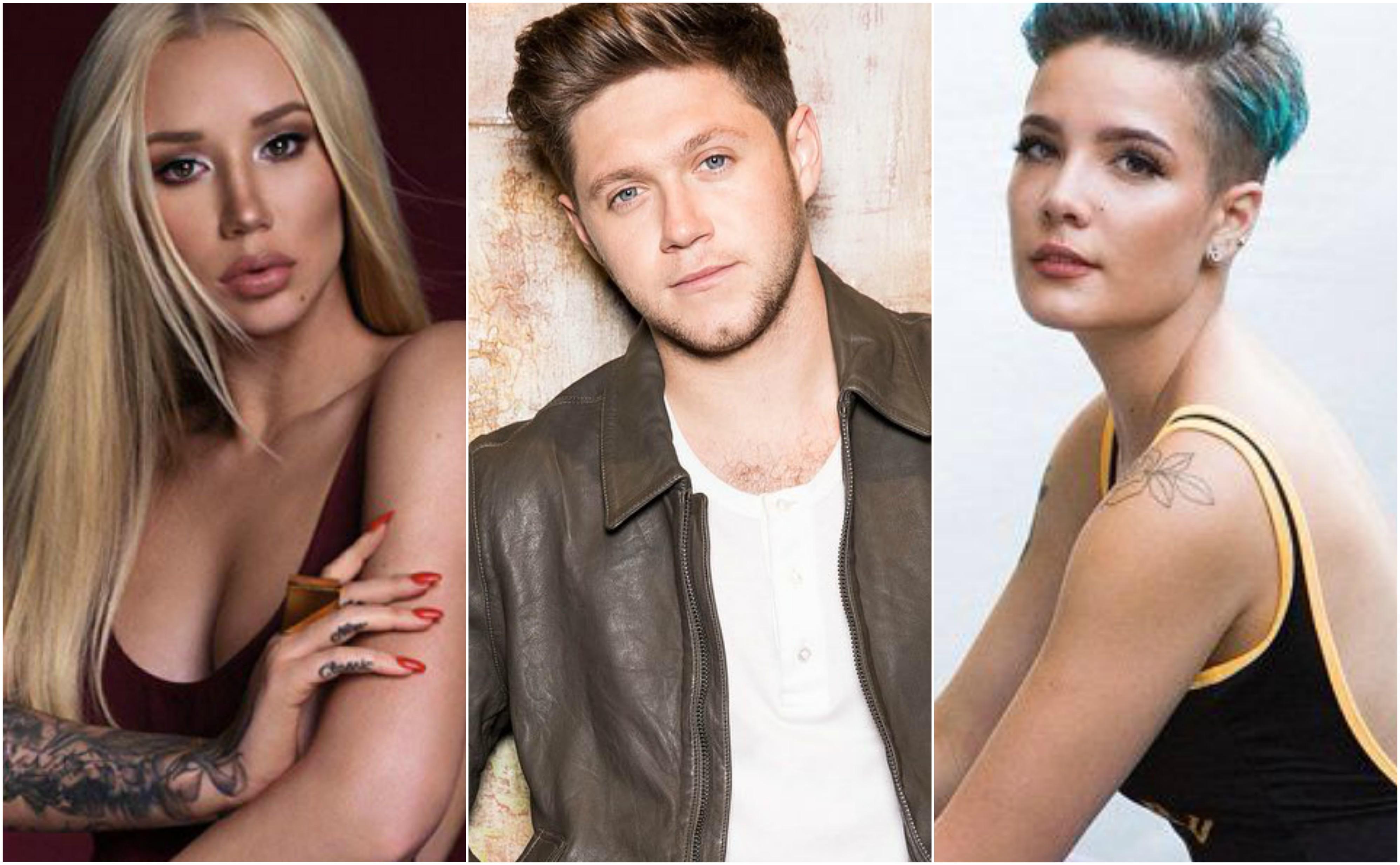 8 sencillos de artistas famosos que no lograron entrar en el Billboard Hot 100 en 2018