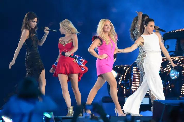 Manager de las Spice Girls dijo que no es probable que todas salgan de gira