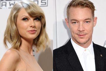 Diplo hace el ridículo al burlarse de Taylor Swift