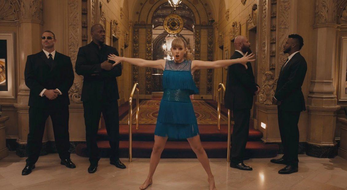 Conocida estrella porno aparece en el nuevo vídeo de Taylor Swift