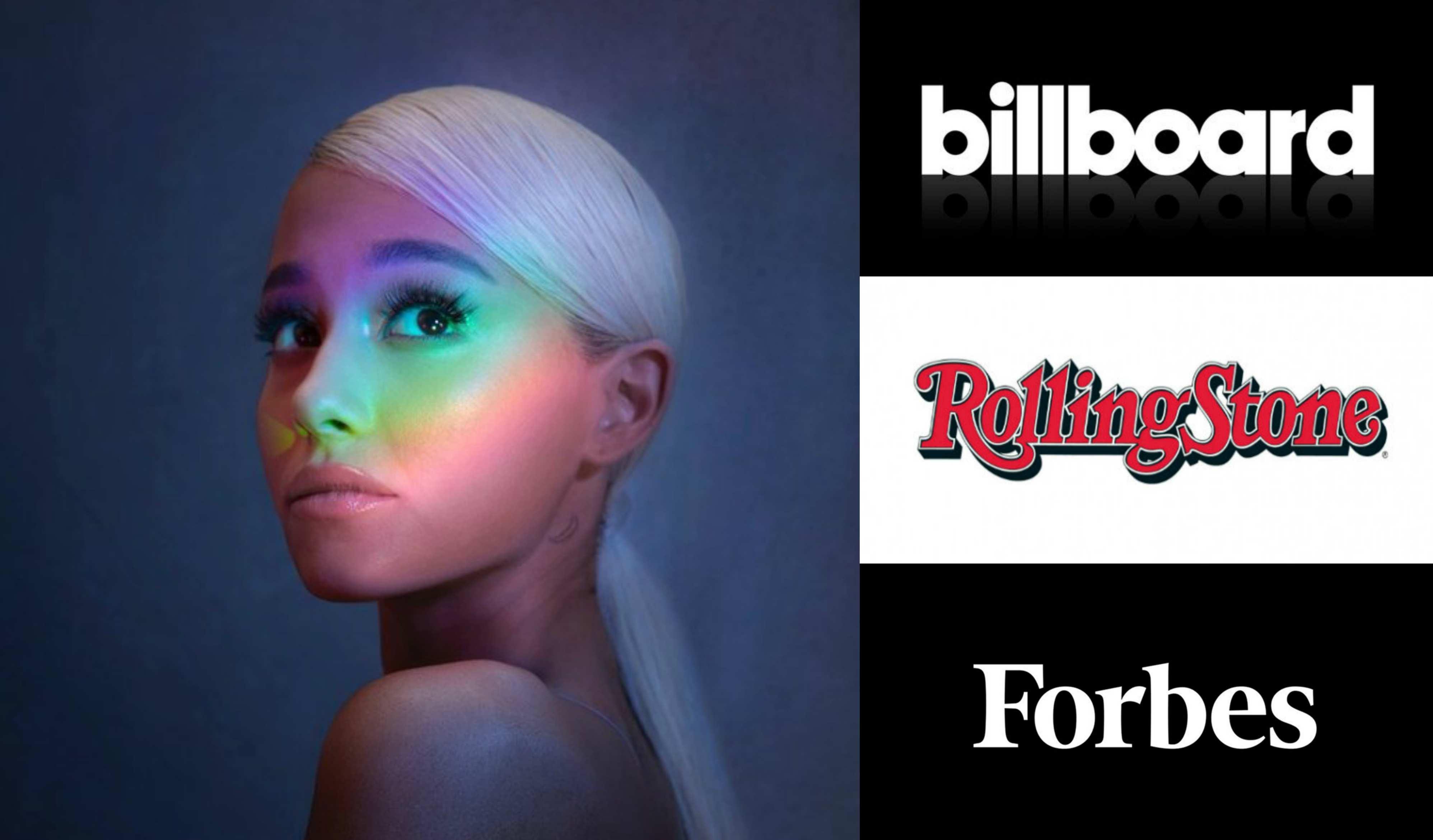 Esto es lo que ha dicho la critica sobre el nuevo sencillo de Ariana Grande