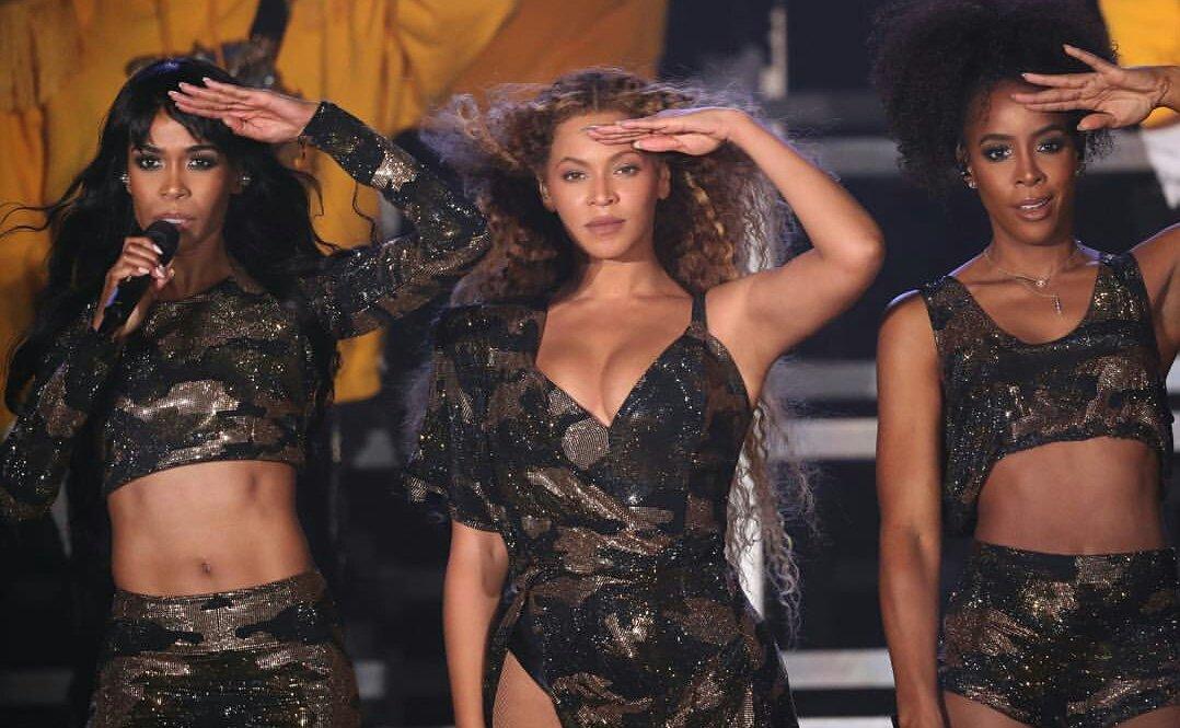 Beyoncé se presenta en Coachella, reune a Destiny's Child y hace historia en el festival