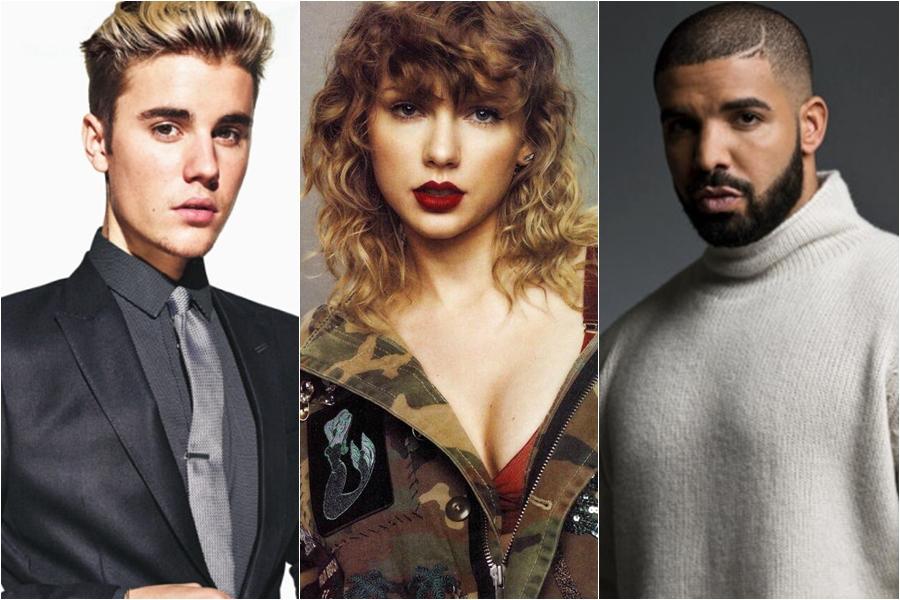 Artistas que se sustituyeron a sí mismos en la cima del Hot 100