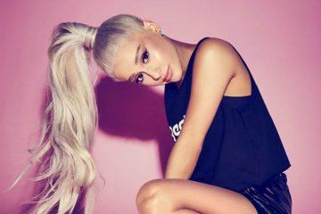 Ariana Grande revela el primer adelanto de su nuevo sencillo